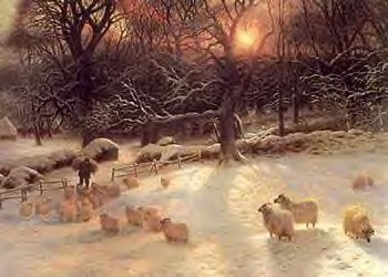 'Shortening Winter's Day', by Joseph Farquharson